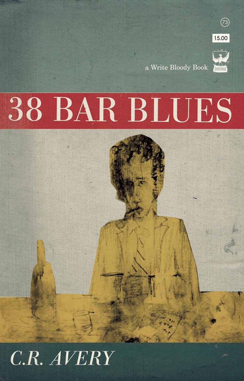 Bookcover, 38 Bar Blues